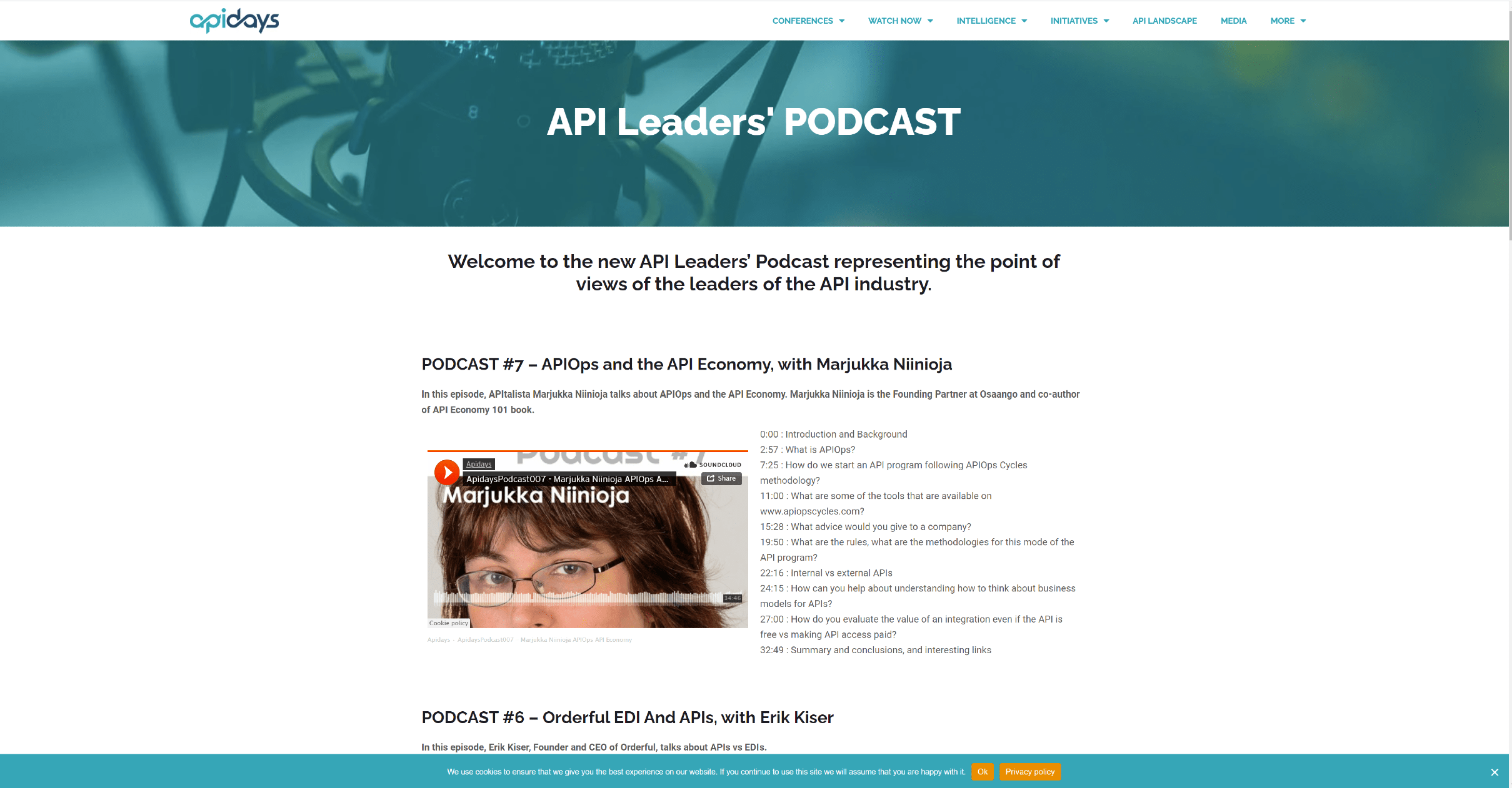 API Leaders Podcast